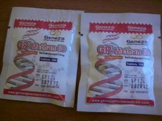 fake dbol tablets