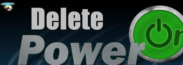 Delete Power