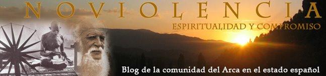 EL ARCA Y LA NOVIOLENCIA