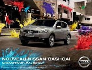zap2com pub nissan qashqai artistic paintball. Black Bedroom Furniture Sets. Home Design Ideas