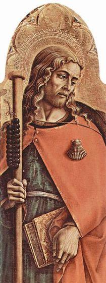 idősebb szt. jakab apostol