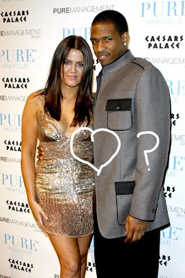 Khloe Kardashian Dating Rashad McCants