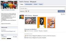 Noti'n Teresa en Facebook!