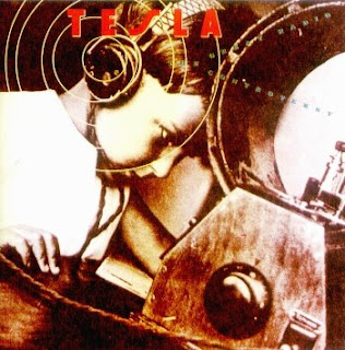 Rocking Maniacs Tesla The Great Radio Controversy 1989