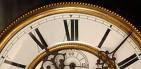 Plus 40 years of Michigan Clock Repair Service