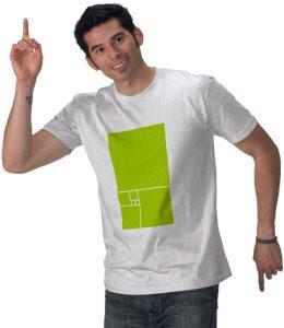 Fibonacci T-Shirt by sjaros