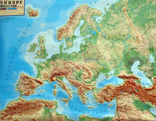 Avinash Rathod Europe Topography