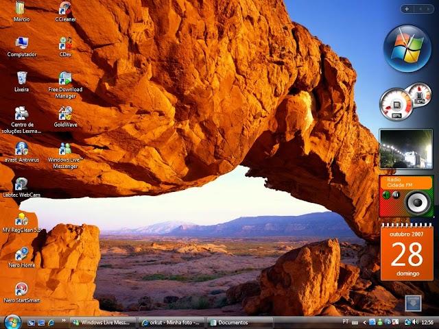 Deixe seu Windows XP com o visual do Windows Vista