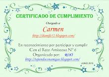 Mi primer Certificado (el de Roxi)
