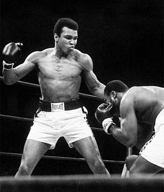 muhammad ali the boxer
