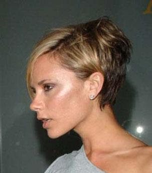 Celebrity Short Hair Styles Pictures