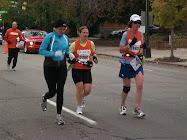 Marathon Mile 26