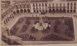 Plaza de las Palomas.