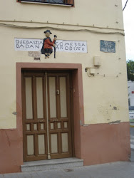Casa del Rabadán, historia de Manzanares en  C/ de la Soledad.