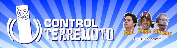Control Terremoto