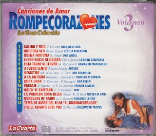 Coleccion Rompecorazones Vol.3 Vol+03-2
