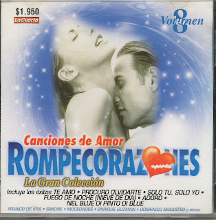 Coleccion Rompecorazones Vol.8 Vol+08-1
