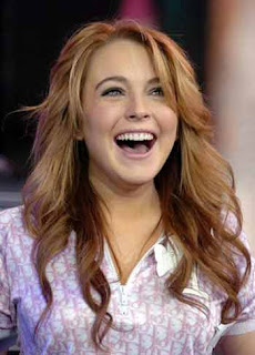 Hollywood Actress Lindsay Lohan walks free on $300,000 bail