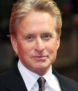 Cancer helped bring together Michael Douglas family