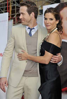 Hollywood Actress Sandra Bullock is the one I want to work with: Ryan Reynolds