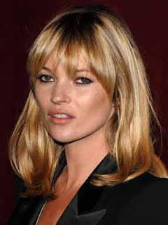 Hollywood Diva Kate Moss is a style icon