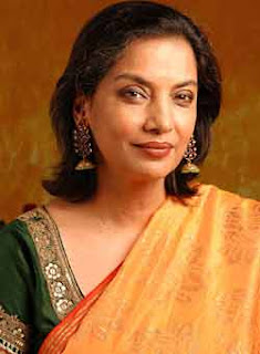 Bollywood Actress Shabana Azmi gets Taj Enlighten Tareef Award