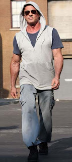 Sylvester Stallone voted ultimate action hero