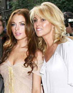 Troubled Star Lindsay Lohan's mother denies TV interview deals
