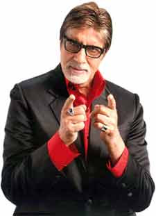 Amitabh Bachchan to copyright his voice