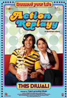 Hindi Movie 'Action Replayy' Film Review