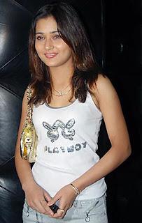 Sara Khan Bigg Boss 4