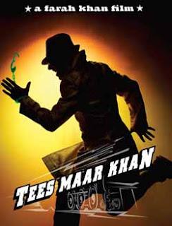 'Tees Maar Khan' music released in train