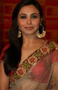 Rani Mukherjee wishes to do a film which shows a stronger women