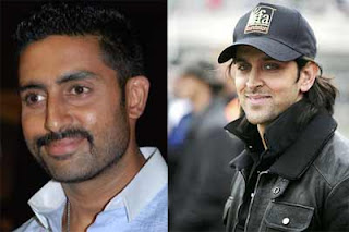 Abhishek Bachchan wishes Hrithik Roshan good luck for 'Agneepath' remake