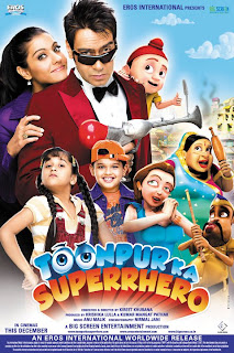 Toonpur Ka Superhero Movie Preview