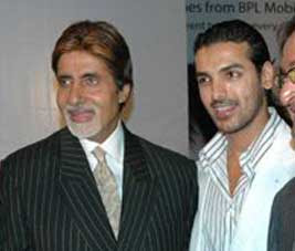 Amitabh Bachchan, John Abraham in Madhya Pradesh to save tigers