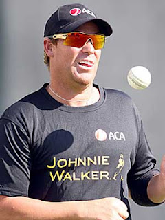 Cricketer Shane Warne bowls out wife for Liz Hurley?