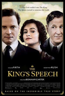 The King's Speech rules at Golden Globe nomination