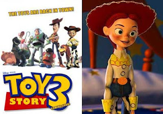 Animated film 'Toy Story 3' highest grosser of 2010