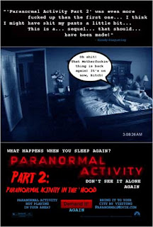 'Paranormal Activity 2' Movie Review