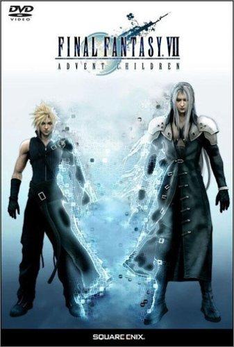 Download Final Fantasy VII: Advent Children DVDRip RMVB Legendado