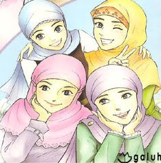 Gambar+muslimah+sejati