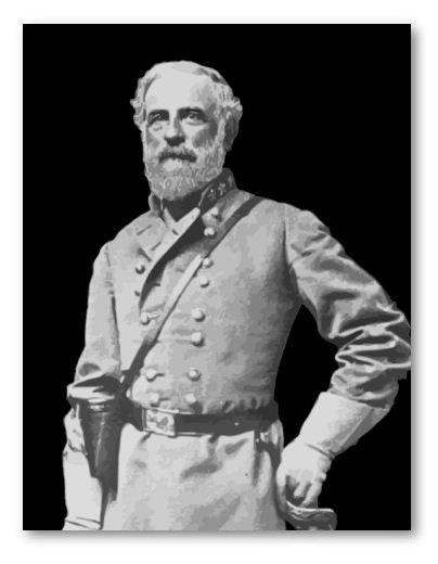 robert e lee. Robert E. Lee was a
