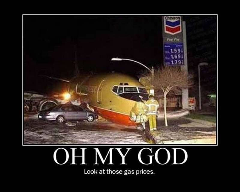 Low Gas Prices Funny
