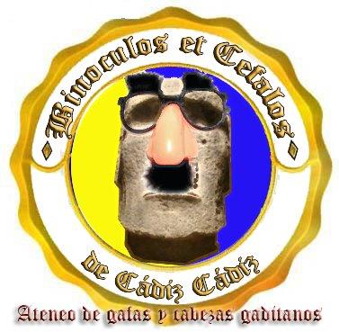 Binoculos et Cefalos-Diario Oficial de Ateneo de Gafas y Cabezas Gaditanos.