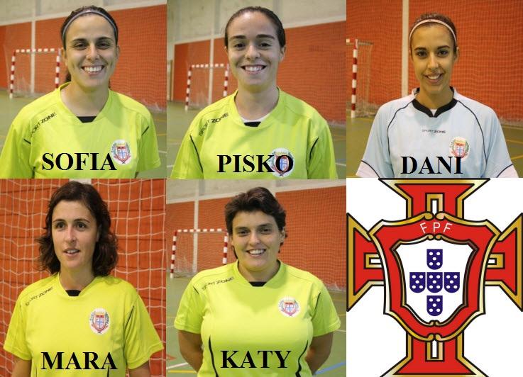 Já foi divulgada a convocatória da Selecção Nacional de Futsal Feminino e8c123929e6ce