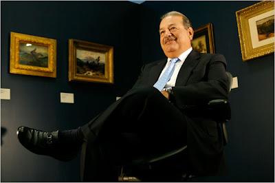 Regras Bilionário Carlos Slim
