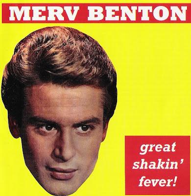 Merv Benton - Shimmy Shimmy