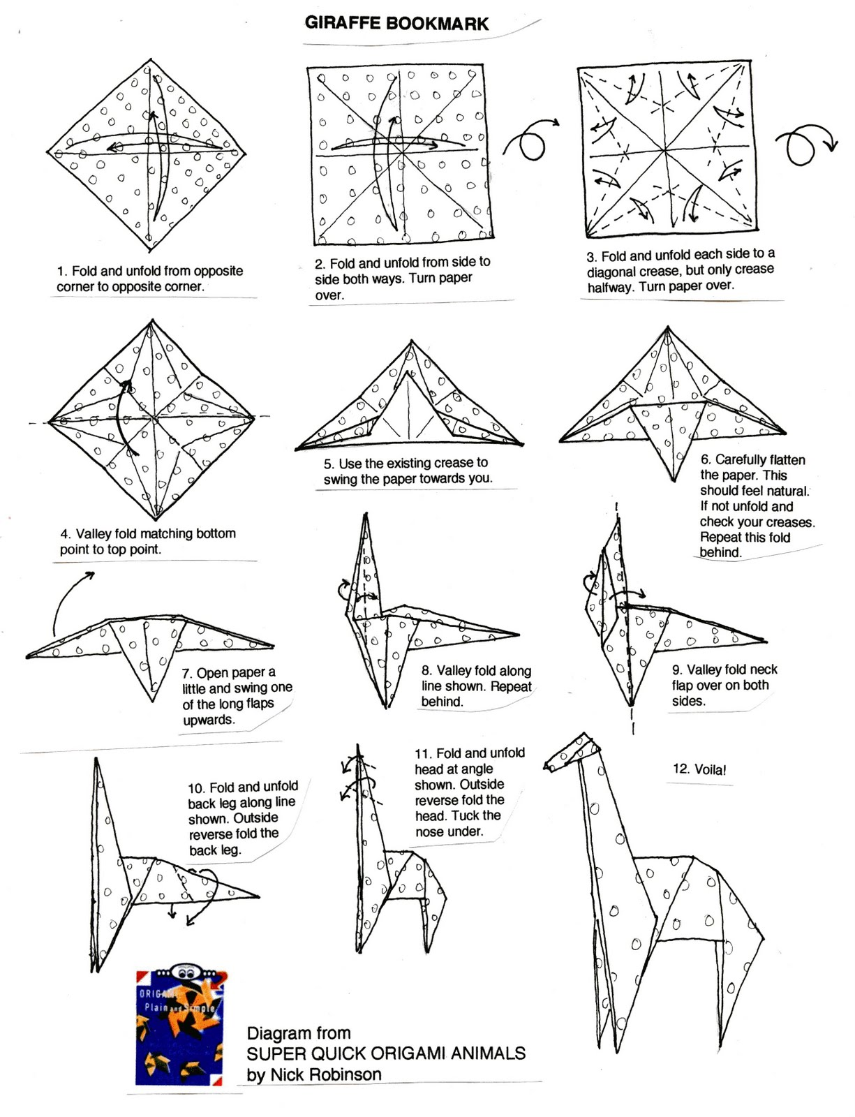 BRING TVXQ's SMILE BACK: TUTORIAL ORIGAMI - photo#1