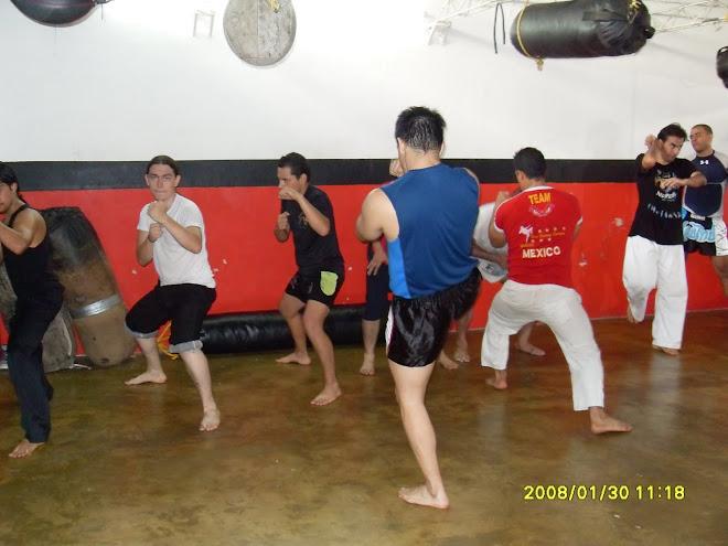 Seminario Intenso de Boxeo Thailandes Tradicional!